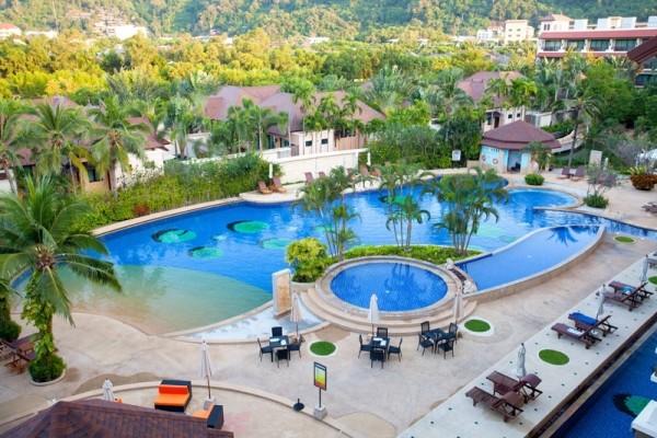 piscine - Alpina Phuket Nalina Resort & Spa Hotel Alpina Phuket Nalina Resort & Spa4* Phuket Thailande