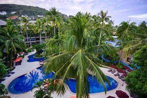 Thailande-Phuket, Hôtel Fram Expériences Novotel Phuket Surin Beach Resort 4*