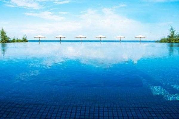 Piscine - Maxi Club Grand West Sands Resort & Villas Hôtel Maxi Club Grand West Sands Resort & Villas4* Phuket Thailande