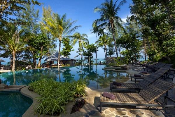 Piscine - Moracea Resort Khao Lak Hôtel Moracea Resort Khao Lak4* sup Phuket Thailande