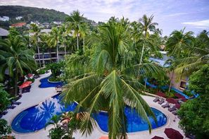 Thailande-Phuket, Hôtel Novotel Phuket Surin Beach Resort 4*