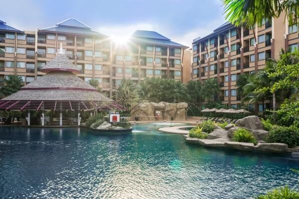 piscine - Novotel Phuket Vintage Park Hotel Novotel Phuket Vintage Park4* Phuket Thailande