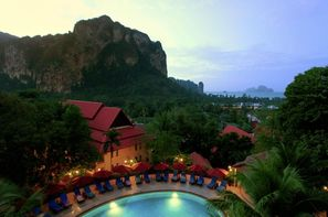Thailande-Phuket, Hôtel Vogue Aonang Resort & Spa 4*