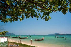 Thailande-Phuket, Hôtel Rawai Palm Beach Resort