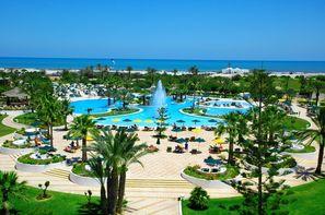 Tunisie-Djerba, Hôtel Djerba Plaza Thalasso & Spa 4*