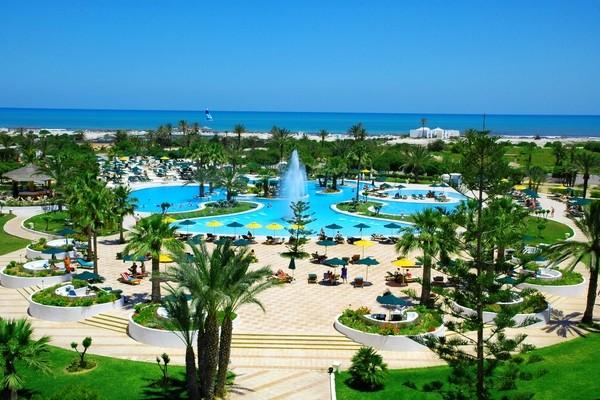 Hotel djerba plaza thalasso spa djerba tunisie for Hotel zephir spa djerba promovacances