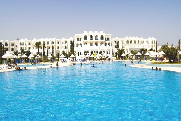 façade - Framissima Vincci Helios Beach Hôtel Framissima Vincci Helios Beach4* Djerba Tunisie