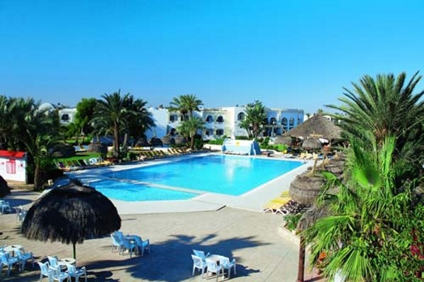 Piscine - Cédriana Club Cédriana 3* Djerba Tunisie
