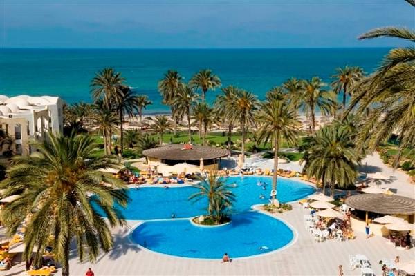 piscine - Eden Star Hôtel Eden Star4* Djerba Tunisie