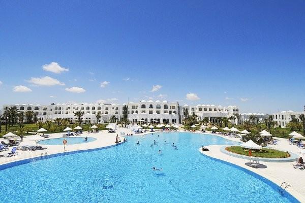 Piscine - Framissima Vincci Helios Beach Club Framissima Vincci Helios Beach4* Djerba Tunisie