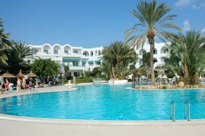 Tunisie-Djerba, Hôtel Golf Beach 3*