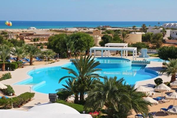 Piscine - Palais des Iles Hôtel Palais des Iles4* Djerba Tunisie