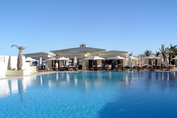 Piscine - Radisson Blu Ulysse Resort & Thalasso Hotel Radisson Blu Ulysse Resort & Thalasso5* Djerba Tunisie