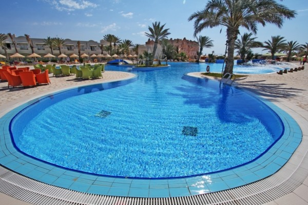 Rimel Djerba - Rimel Djerba Hôtel Rimel Djerba4* Djerba Tunisie