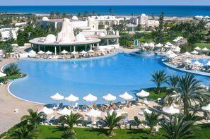 Tunisie-Djerba, Hôtel Royal Garden Palace 5*