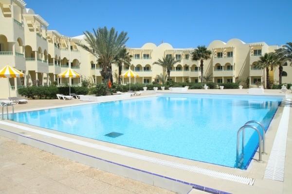 Piscine - Venice Beach Hôtel Venice Beach3* Djerba Tunisie