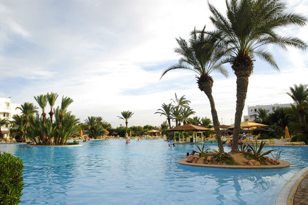 Piscine - Vincci Djerba Resort Hôtel Vincci Djerba Resort4* Djerba Tunisie