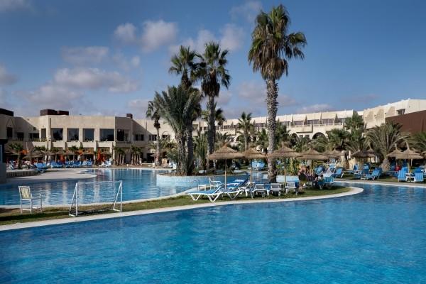 Piscine - Welcome Meridiana Hôtel Welcome Meridiana4* Djerba Tunisie
