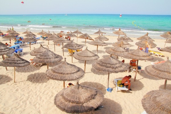 Plage - Joya Paradise Hôtel Joya Paradise4* Djerba Tunisie