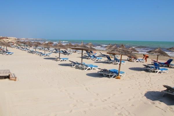 Plage - Méninx Hôtel Méninx3* sup Djerba Tunisie