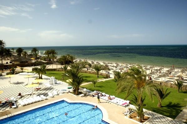 Nos bons plans vacances Djerba : Hôtel Diana Beach 3*