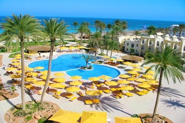 Vue panoramique - Eden Star Hôtel Eden Star4* Djerba Tunisie