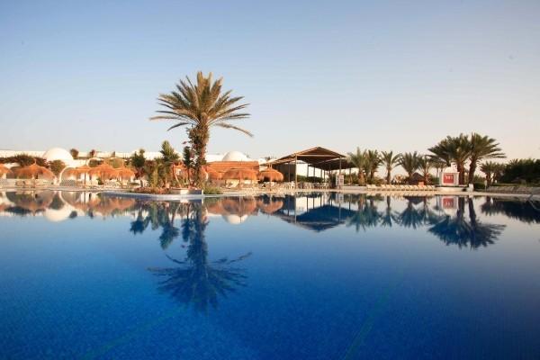 Vue générale - Rym Beach Club Rym Beach4* Djerba Tunisie