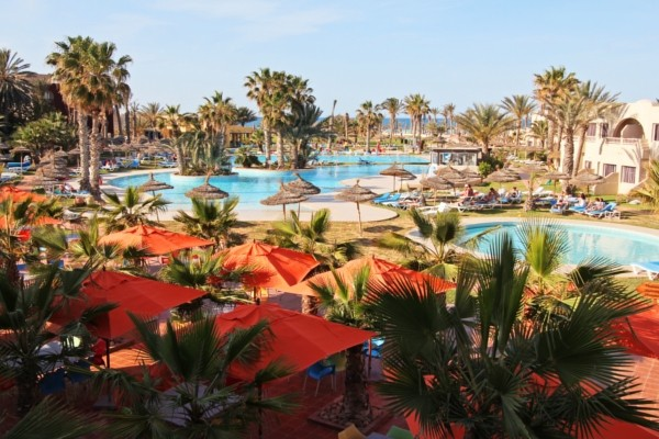 Meridiana - Welcome Meridiana Hôtel Welcome Meridiana4* Djerba Tunisie