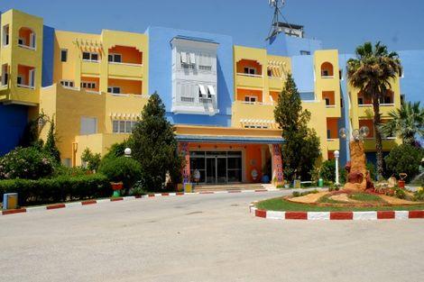 Avis voyageur : Tunisie Hammamet Club Maxi Club Hammamet 3*