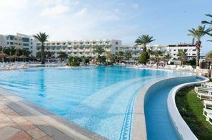 Tunisie-Monastir, Hôtel Bellevue Park 4*