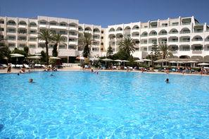 Tunisie-Monastir, Hôtel El Mouradi Palace 4* sup