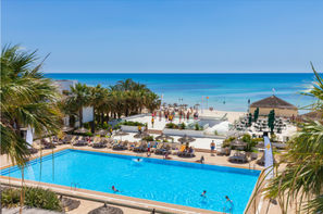 Tunisie-Monastir, Hôtel Magic Hotels Hammamet Beach 3*