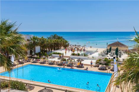 photo hotel hammamet beach 3