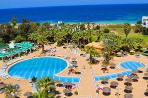 Tunisie-Monastir, Hôtel Marhaba Palace 4*