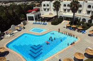 Tunisie-Monastir, Hôtel Menara 3*