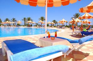 Tunisie-Monastir, Hôtel Nour Palace Resort and Thalasso 5*