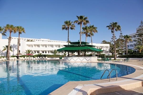 Hotel tropicana monastir tunisie promovacances for Club piscine plus