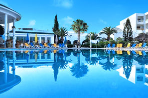 Tunisie-Monastir, Hôtel Zodiac 4*