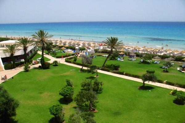 plage - Mahdia Palace Golden Tulip Hotel Mahdia Palace Golden Tulip5* Monastir Tunisie