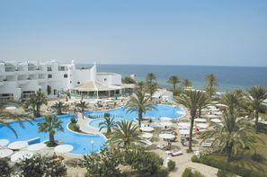 Tunisie-Monastir, Hôtel El Mouradi Skanes 4*