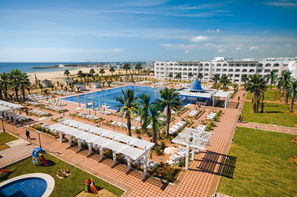 Tunisie - Monastir, Hôtel Riu Marco Polo