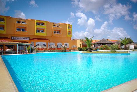 Piscine - Tabarka Beach Hôtel Tabarka Beach3* Tabarka Tunisie