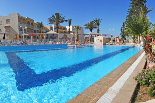 Abou Sofiane - Abou Sofiane Hotel Abou Sofiane4* Tunis Tunisie