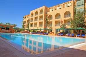 Tunisie - Tunis, Hôtel Alhambra Thalasso Hammamet