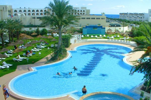 Piscine - Bahia Beach Hôtel Bahia Beach4* Tunis Tunisie