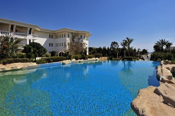 Piscine - Belisaire Medina & Thalasso Hôtel Belisaire Medina & Thalasso4* Tunis Tunisie