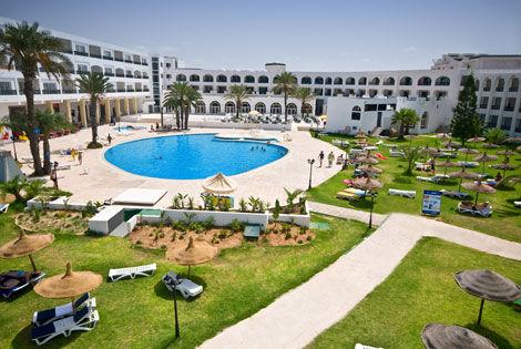 Piscine - Bella Vista Hôtel Bella Vista4* Tunis Tunisie