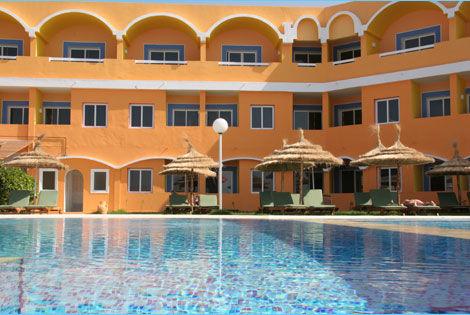 PISCINE EXTERIEUR - Caribbean World Nabeul Hôtel Caribbean World Nabeul4* Tunis Tunisie