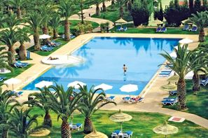 Tunisie-Tunis, Hôtel Holiday Village Manar 5*