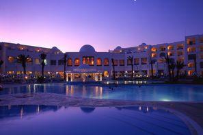 Tunisie-Tunis, Hôtel Mahdia Palace Golden Tulip 5*